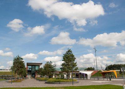 Dronten, Bahnhof