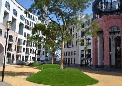 Heerlen– Neubau Wohnquartier