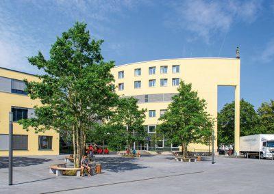 Krefeld, Helios Klinik