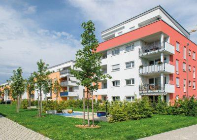 München – Wohnanlage Briegerpark