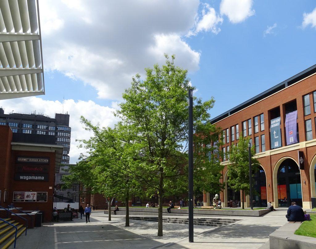 Aylesbury, The Exchange