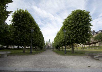 Boulogne sur Mer / Jardin Ephémère La Fontaine
