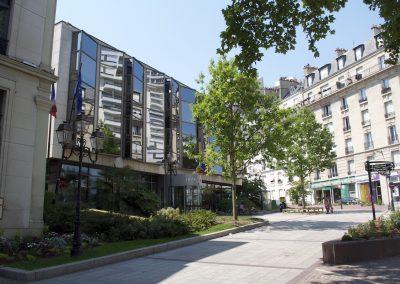 Courbevoie Hotel deVille