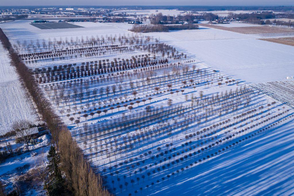 Schnee Copter Lappen 2