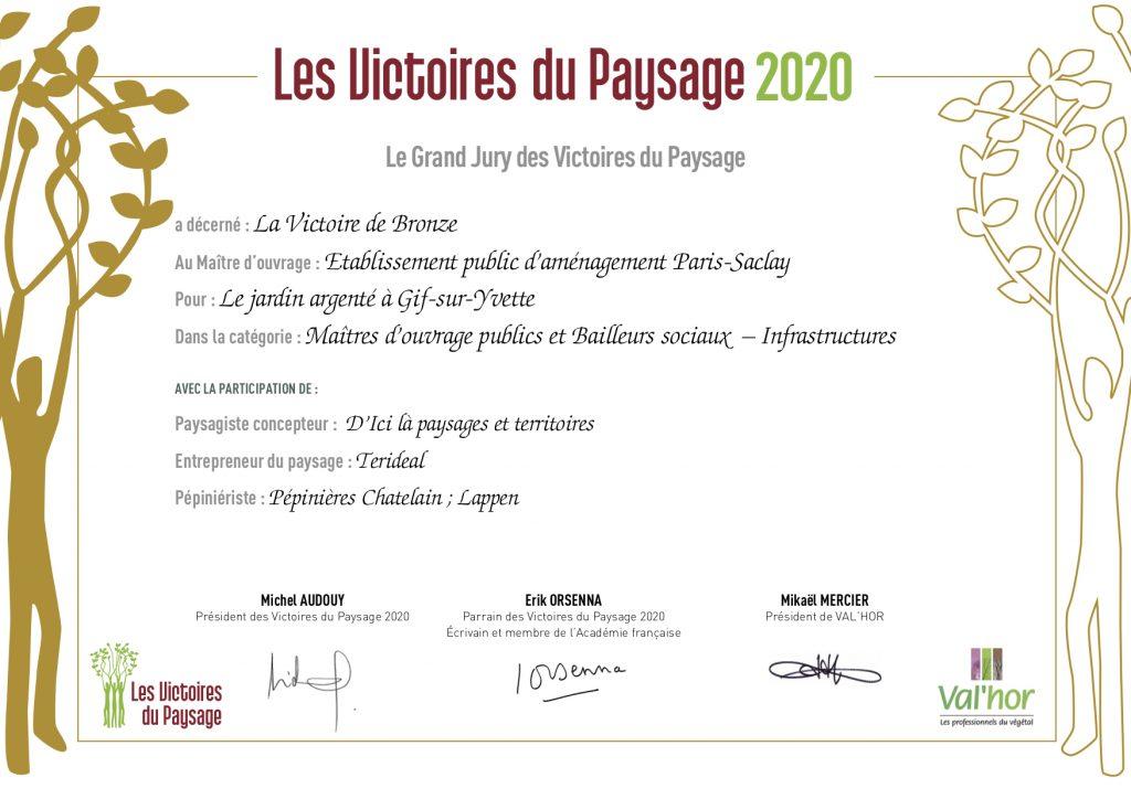 Diplomes_Paris Saclay